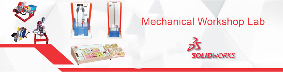Mechanical Workshop Lab Equipments
