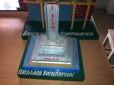 Civil Engineering Models Manufacturers In India