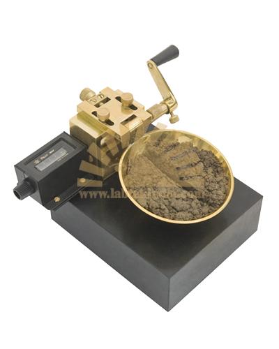 Soil Testing Equipments, Geotechnical Engineering Lab ...