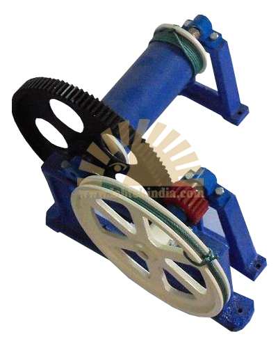 lab manual winch crab Mechanical Engineering CAD Software Mechanical Engineering Drawings Cuts