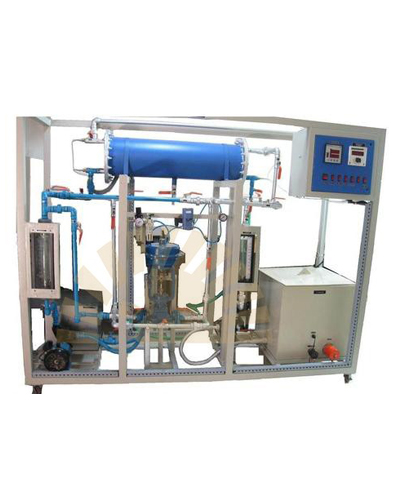 Temperature Control Heat Exchanger