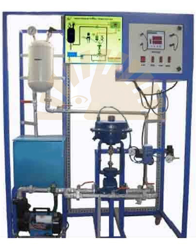 Experiments Instruments Measurement: Pressure Control Trainer Water